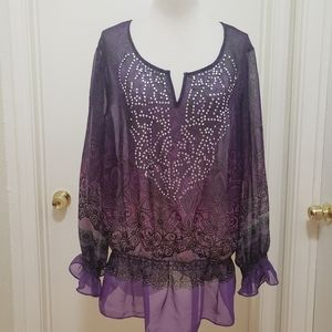 3for$20 see through blouse
